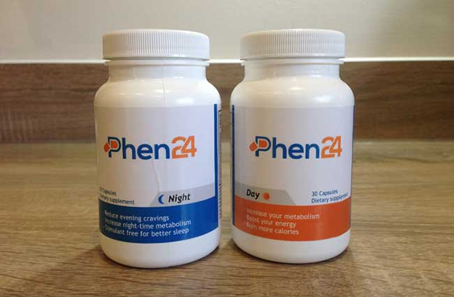 PHEN24 IS A WEIGHT LOSS PILL THAT WORKS DAY AND NIGHT
