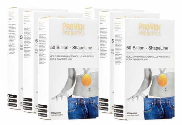 ShapeLine probiotic review
