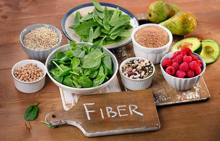 Fibre is great for suppressing appetite