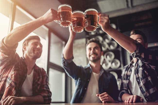 Limit your alcohol intake on the Keto diet