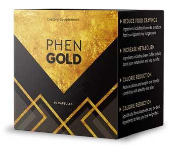 PhenGold UK diet pill