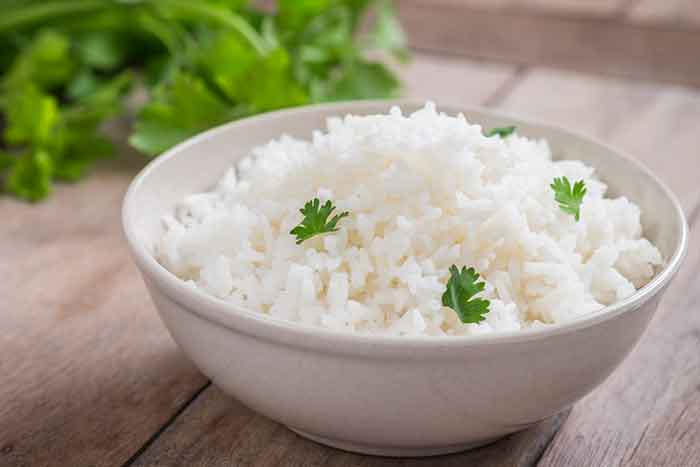 Rice cause food allergies in some